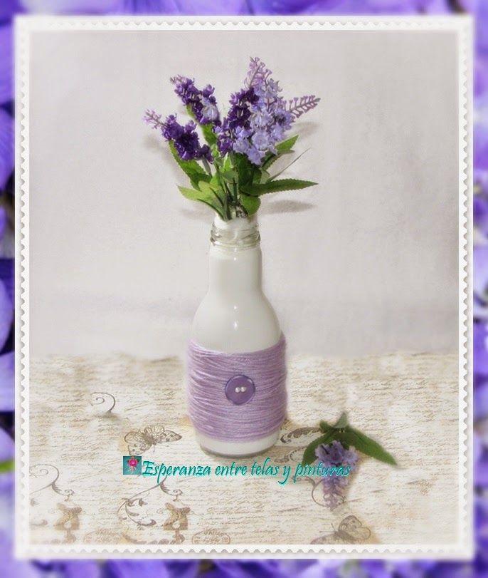 Arco Iris de Labores....Color Violeta, Lila, Morado, Purpura, Lavanda.