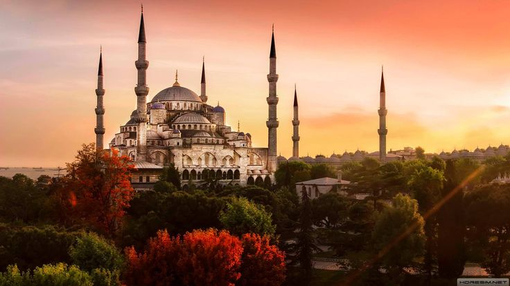GününGünün Fotoğrafı/Photo Of The Day #wallpaper #Cuma #Mosque #Cami #SultanAhmet #BlueMosque