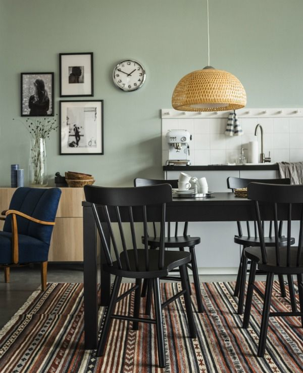 best Dining Rooms  on Pinterest  Dining room Ikea