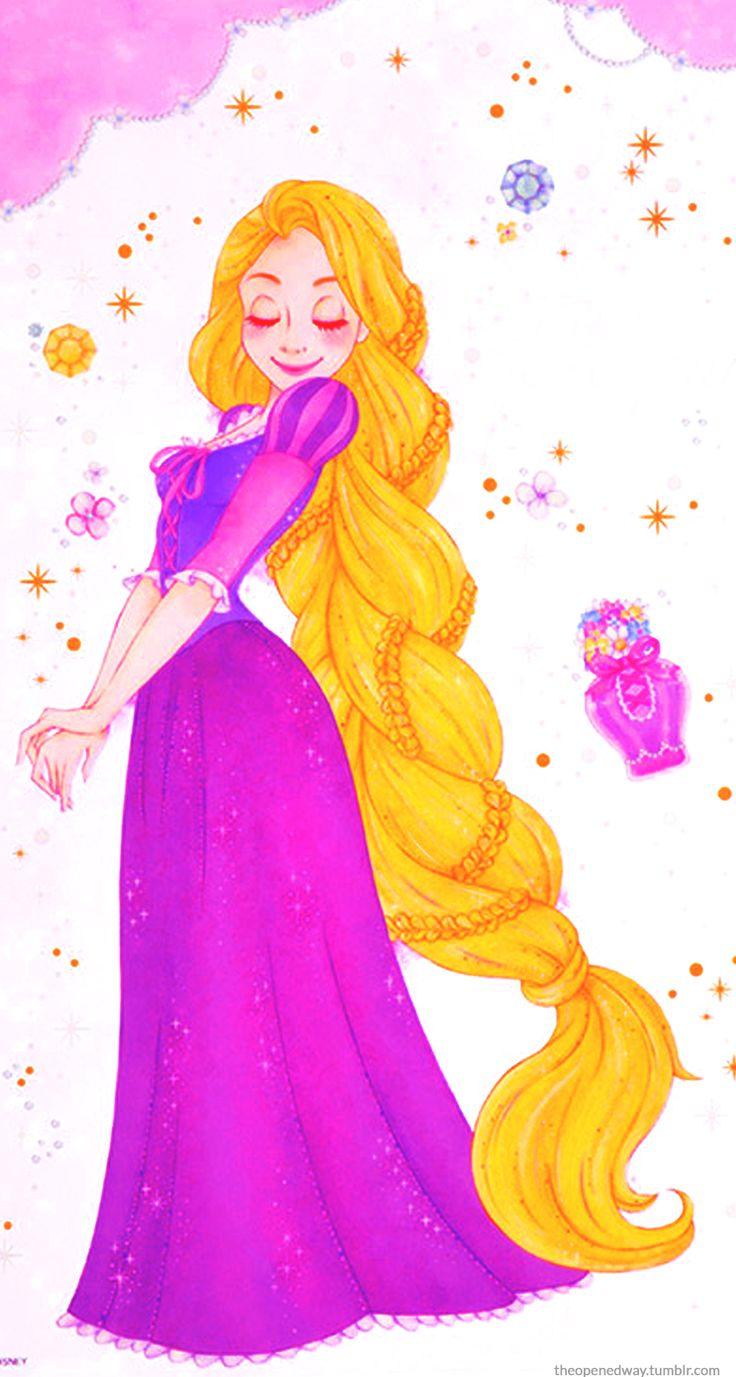 Disney Princess Wallpaper Rapunzel Download