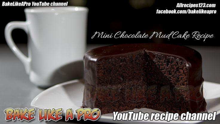 Easy Chocolate Mud Cake Recipe Bake Like A Pro