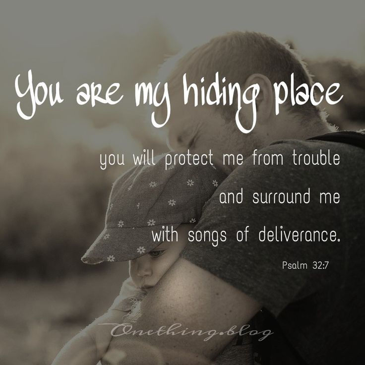 #myhidingplace #deliverance #refuge #secretplace #protection #psalm32 #bibleverse #onething