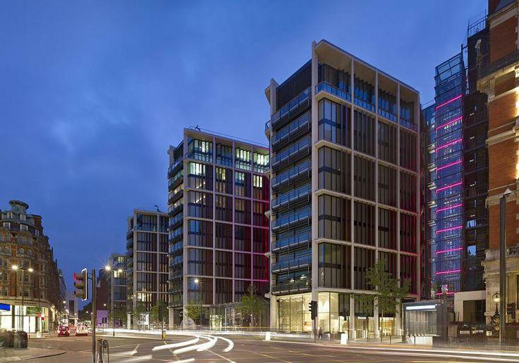 El Penthouse Más Caro del Mundo Se Vende Por $237 Millones En Londres