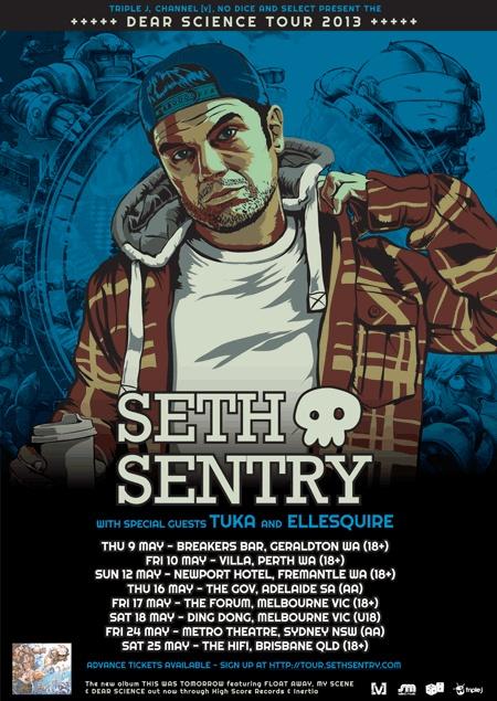 SETH SENTRY - Hifi