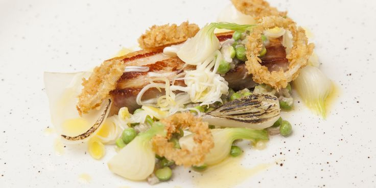 Paul Foster - Slow cooked pork belly