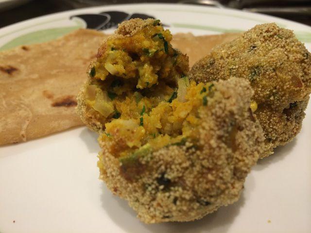 Prawn Kebab, Parsi Prawn Kebab