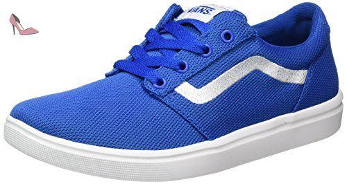 42 mesh Mn Bleu Vans Eu Basses Lite Sneakers Chapman Homme W8Oggwx6qU