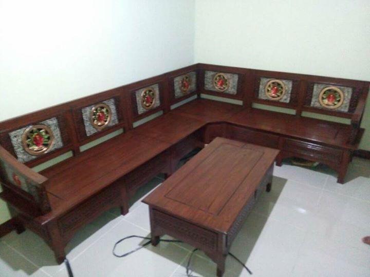 kursi tamu sudut minimalis furniture jepara