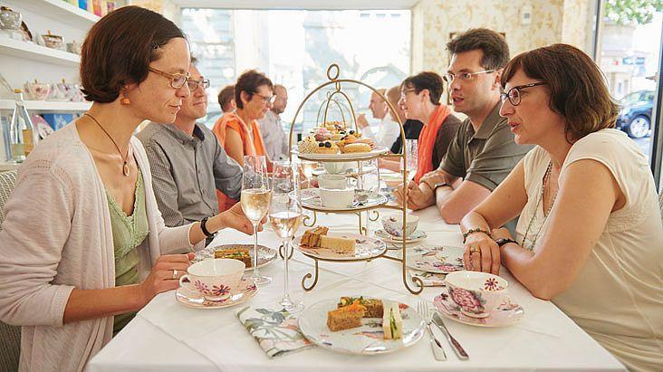 Afternoon Tea-Essen & Trinken-Cafés-Stuttgart