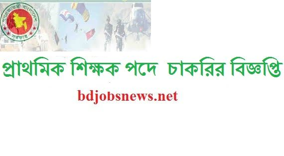 Primary Teacher Job Circular 2017