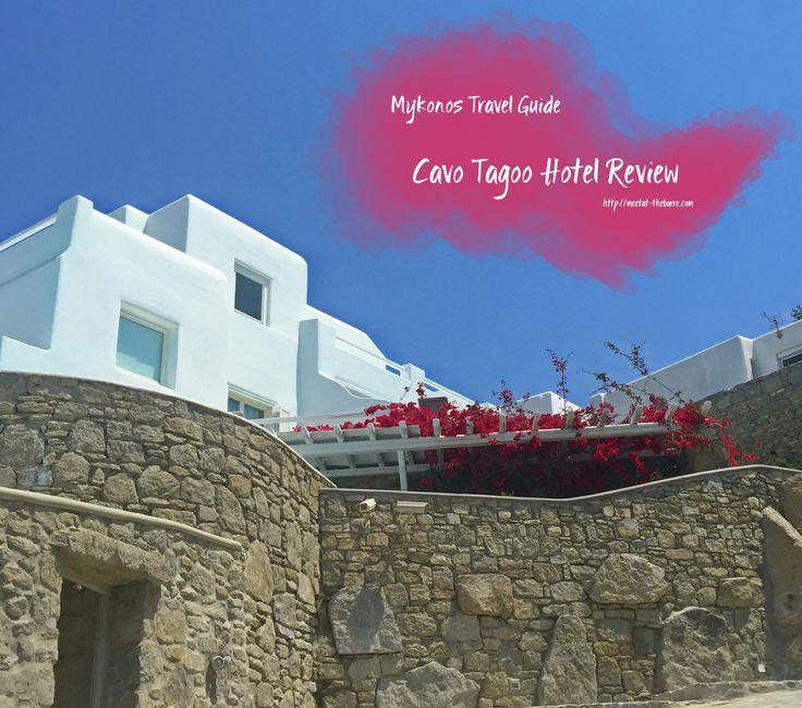 Cavo-Tagoo Hotel Reviews in Mykonos, Greece