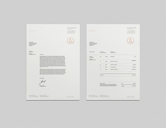 7 best Invoice Ideas images on Pinterest Advertising, Book and - branding quotation