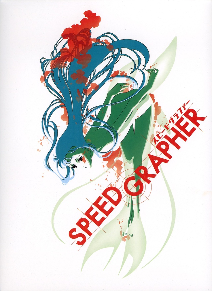 speed grapher anime pixiv - Google Search