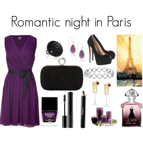 Romantic night in paris by jeca 1 on polyvore fashion for Romantic evening in paris
