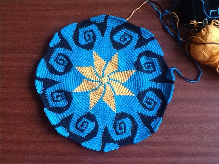Мочила (Mochila) – традиционная сумка колумбийских индейцев ручной работы…