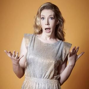 Katherine Ryan Comedian for hire. Our comedic event host is available for hire in London and around the UK.