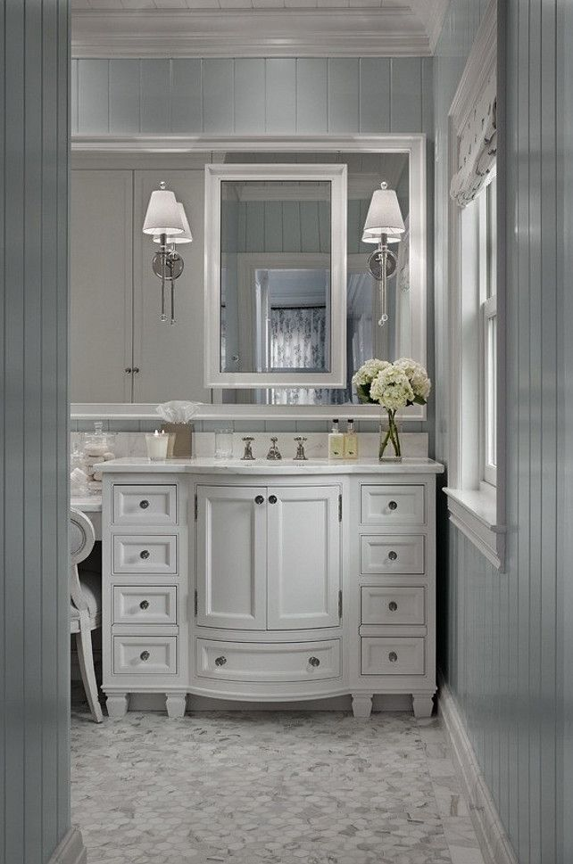 its easy to fall in love with this bathroom great millwork timeless marble tiles