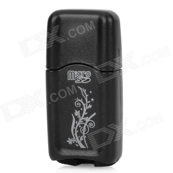 Model: SY-T62; Quantity: 1; Color: Black; Material: Plastic; Interface: USB 2.0; Supports Card Type: Micro SD / TF; Supports Max. Capacity: 32GB; Transmision Rate: 480Mbps; OS System: Windows 98SE / Me / 2000 / XP / Vista; Packing List: 1 x Card reader; http://j.mp/1ljUHJP