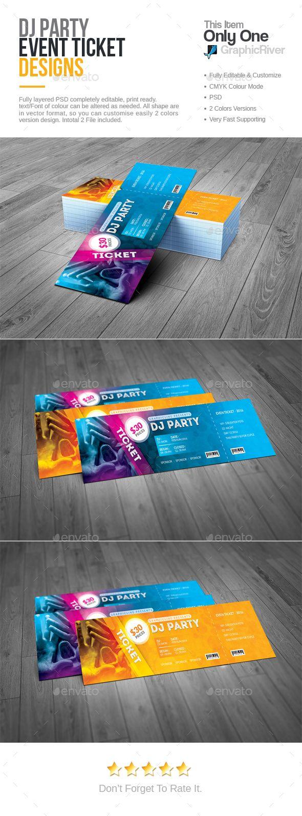 Event Ticket