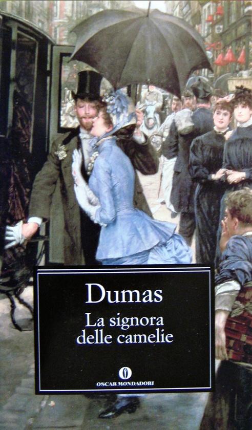 """""""La signora delle camelie"""" Alexandre Dumas"""