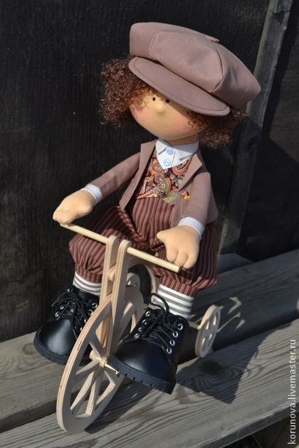 Pueblos hechos a mano.  Masters Feria - Hecho a mano en bicicleta.  Hecho a mano.