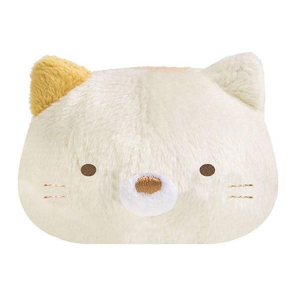 San-X Tsum Tsum - CAT ❤ Handheld Squishy Plush ❤ Rilakkuma Toy Gift Japan