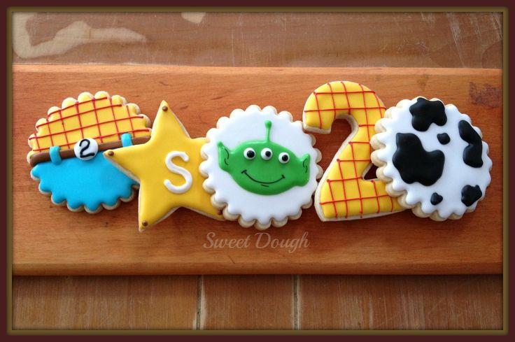 Toy story https://www.facebook.com/SweetDoughcookies