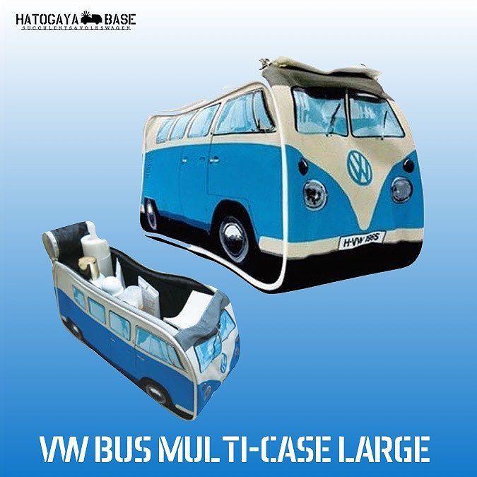 ワーゲンバス好きであることがバレバレになる大型マルチケースが新入荷しました化粧品やワックスなどのボトルを立てたまま収納できWファスナーで屋根部分がフルオープンするので使い勝手は抜群旅行やキャンプ道具洗車道具の整理などにも役立ちます長さ32cmのビッグサイズで3240円ワーゲン好きな方にぜひ #vw #volkswagen #vwtype2 #aircooledvw #ペンケース #ポーチ #小物入れ #雑貨 #アメリカン雑貨 #ホリデーギフト #プレゼント #ワーゲン #ワーゲングッズ #ワーゲンバス