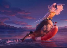 This month, Titan are releasingThe Art of Rio, collecting over300 pieces of concept art, character sketches, storyboards and digital paintings from Rio a