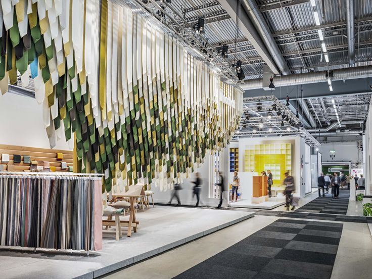 Thank you for visiting Kvadrat at Stockholm Furniture Fair. Hope you enjoyed it!