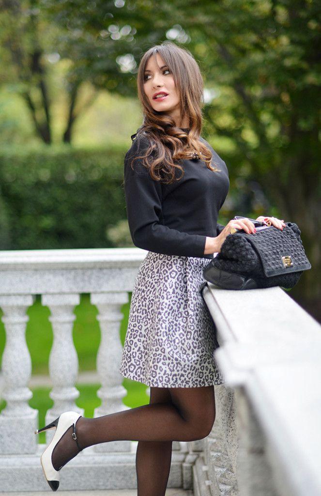 COME UNA CHEERLEADER - Moda Fashion Blog made in Italy #fashion #fashionblog #fashionbloggermilano #pinko #chanel #dolcegabbana #misssicily #model #itgirl #outfit
