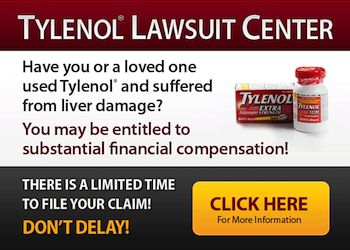 Tylenol Consumer Injury - MumbleBee Inc Many health care professionals, doctors and consumer groups are calling for strong warnings on products containing Acetaminophen like Tylenol®. Submit your claim online today! You may be entitled to substantial financial compensation!
