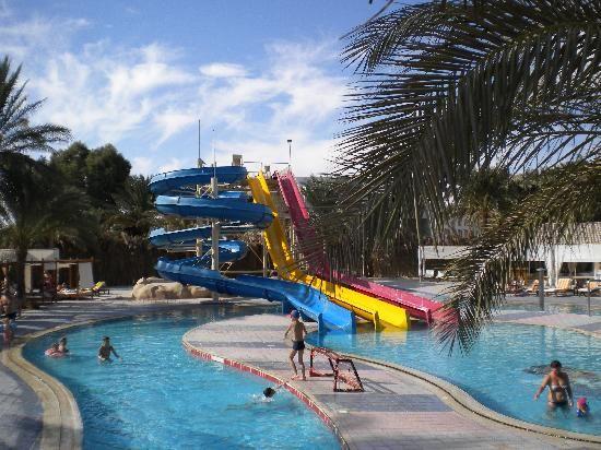 Sindbad Aqua Park Hotel : Aqua park