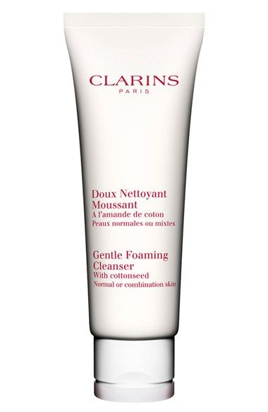 Clarins Gentle Foaming Cleanser with Cottonseed for Normal/Combination Skin Types | Nordstrom