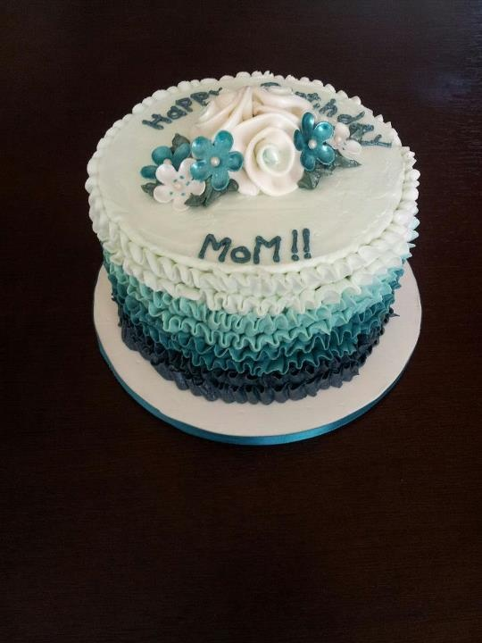 My Mothers Cake