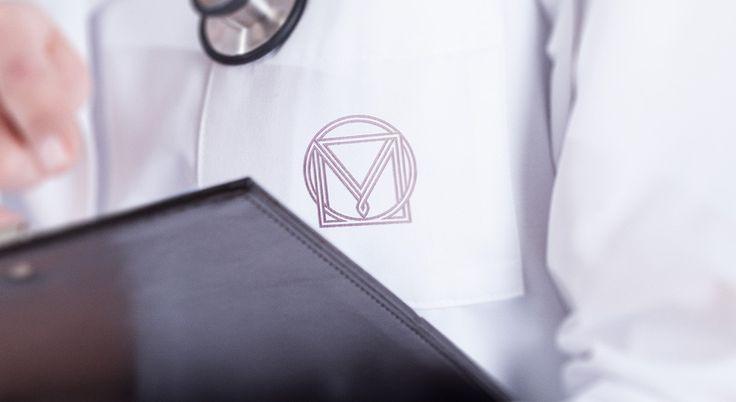 "Check out this @Behance project: ""Miracki Clinic / Rebranding"" https://www.behance.net/gallery/31006175/Miracki-Clinic-Rebranding"