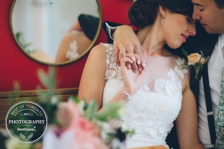 The Best of Toronto Wedding Photography for 2015. Image Courtesy of Scarlet O'Neill