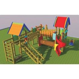 Anaokulu Sahil Çocuk Oyun Parkı