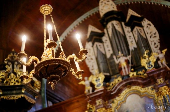 Na výstavbu dreveného kostola v Kežmarku prispeli protestanti - Regióny - TERAZ.sk