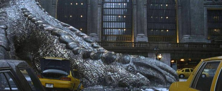 Godzilla 1998 review cinematic diversions in 2020