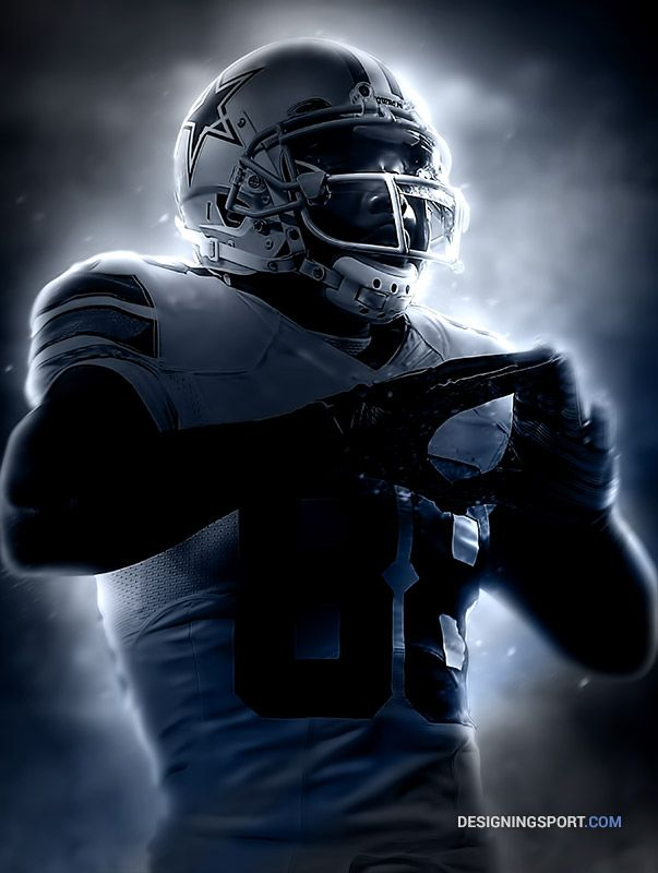 "Dez Bryant, Dallas Cowboys — NFL 'Atmosphere' 16x20"" Poster Series"
