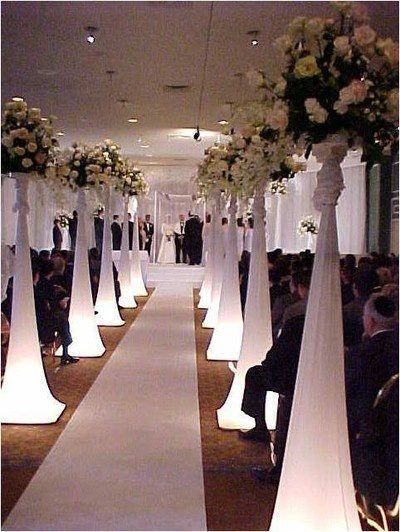 140 best Church Wedding Ceremony with decoration images on Pinterest ...