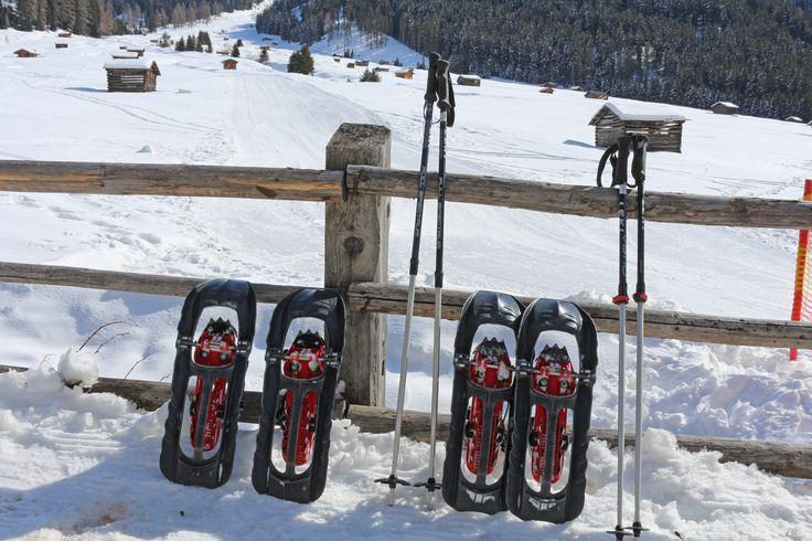 #Schneeschuhwandern #Winter #tiroleroberland #Tschey (c) Kurt Kirschner