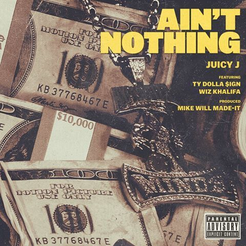 """Juicy J is back with a brand new video to his track """"Ain't Nothing"""" as he recruits Wiz Khalifa and Ty Dolla $ign. The song is called AIN`T NOTHING. Watch the Video here. https://www.charvail.com/2017/02/07/juicy-j-aint-nothing-ft-wiz-khalifa-and-ty-dollar-sign/#more-1495"""