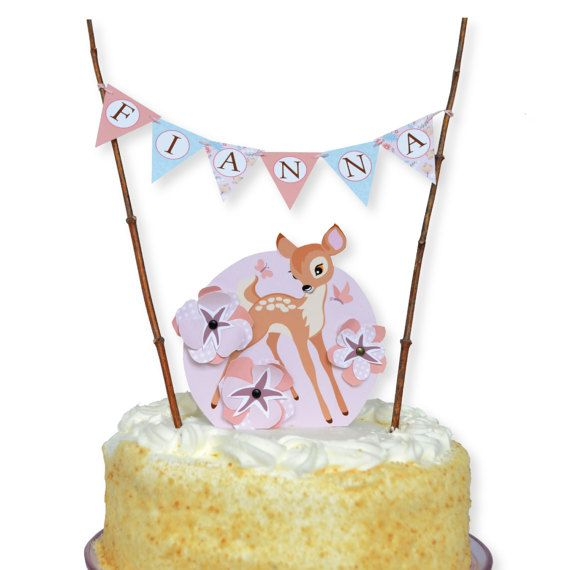 22 best bambi images on Pinterest Bambi Birthday party ideas and