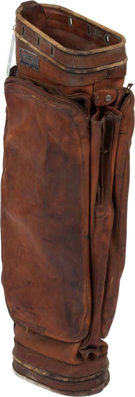 1942 Ryder Cup Team Golf Bag Issued to Sam Snead
