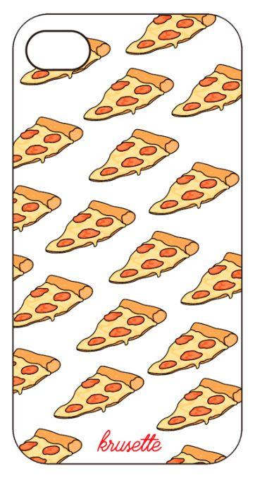 Pizza Krazy - iPhone 4/s – krusette