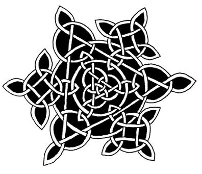 Celtic design~