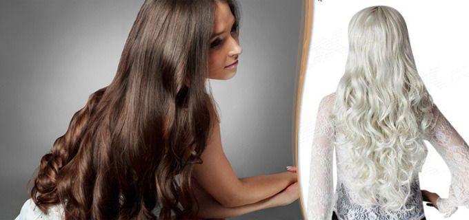 1,90€ από 4€ για μία (1) τούφα extensions (πρόσθετα μαλλιά) και τοποθέτηση με κολλητό σύστημα κερατίνης, σε ποικιλία χρωμάτων, φυσικά μαλλιά άριστης ποιότητας Α, 6 μήνες αντοχή, δεν μαδάνε και δεν μπερδεύονται. Επιλέξτε την ποσότητα που θέλετε και αποκτήστε πλούσια και μακριά μαλλιά!