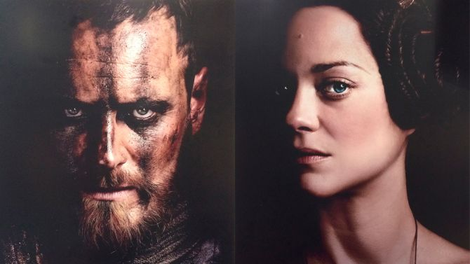 CANNES: Oscars Alert! Weinstein Unveils Michael Fassbender in 'Macbeth'